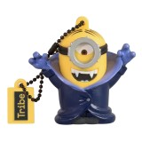 Tribe - Gone Batty - Minions - Cattivissimo Me - Chiavetta di Memoria USB 16 GB - Pendrive - Archiviazione Dati - Flash Drive