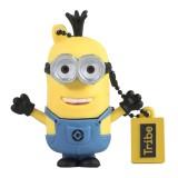 Tribe - Kevin - Minions - Cattivissimo Me - Chiavetta di Memoria USB 16 GB - Pendrive - Archiviazione Dati - Flash Drive