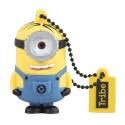 Tribe - Stuart - Minions - Cattivissimo Me - Chiavetta di Memoria USB 16 GB - Pendrive - Archiviazione Dati - Flash Drive
