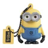 Tribe - Bob - Minions - Cattivissimo Me - Chiavetta di Memoria USB 8 GB - Pendrive - Archiviazione Dati - Flash Drive
