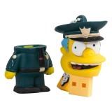 Tribe - Clancy Winchester - The Simpsons - Chiavetta di Memoria USB 8 GB - Pendrive - Archiviazione Dati - Flash Drive