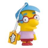Tribe - Milhous - The Simpsons - Chiavetta di Memoria USB 8 GB - Pendrive - Archiviazione Dati - Flash Drive