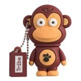 Tribe - Frank la Scimmia - The Originals - Chiavetta di Memoria USB 16 GB - Pendrive - Archiviazione Dati - Flash Drive