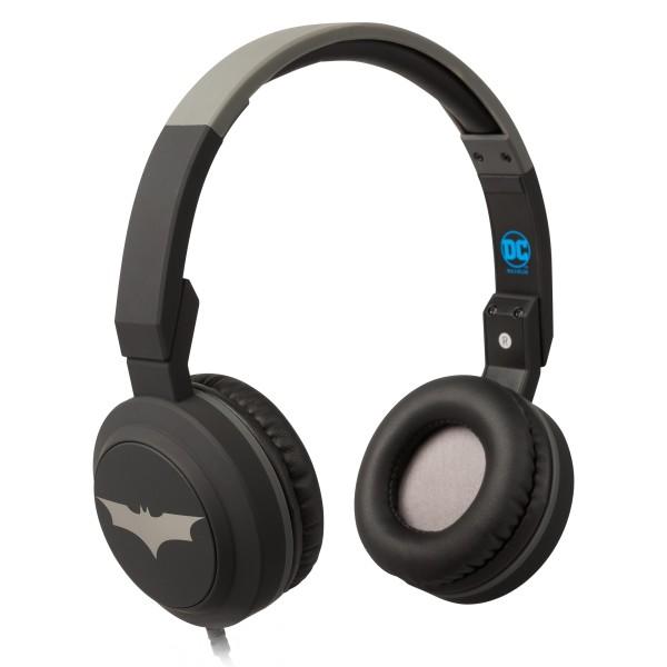 Tribe - Batman - DC Comics - Headphones with Foldable Microphone - 3.5 mm Jack - Smartphone, PC, PS4, Xbox