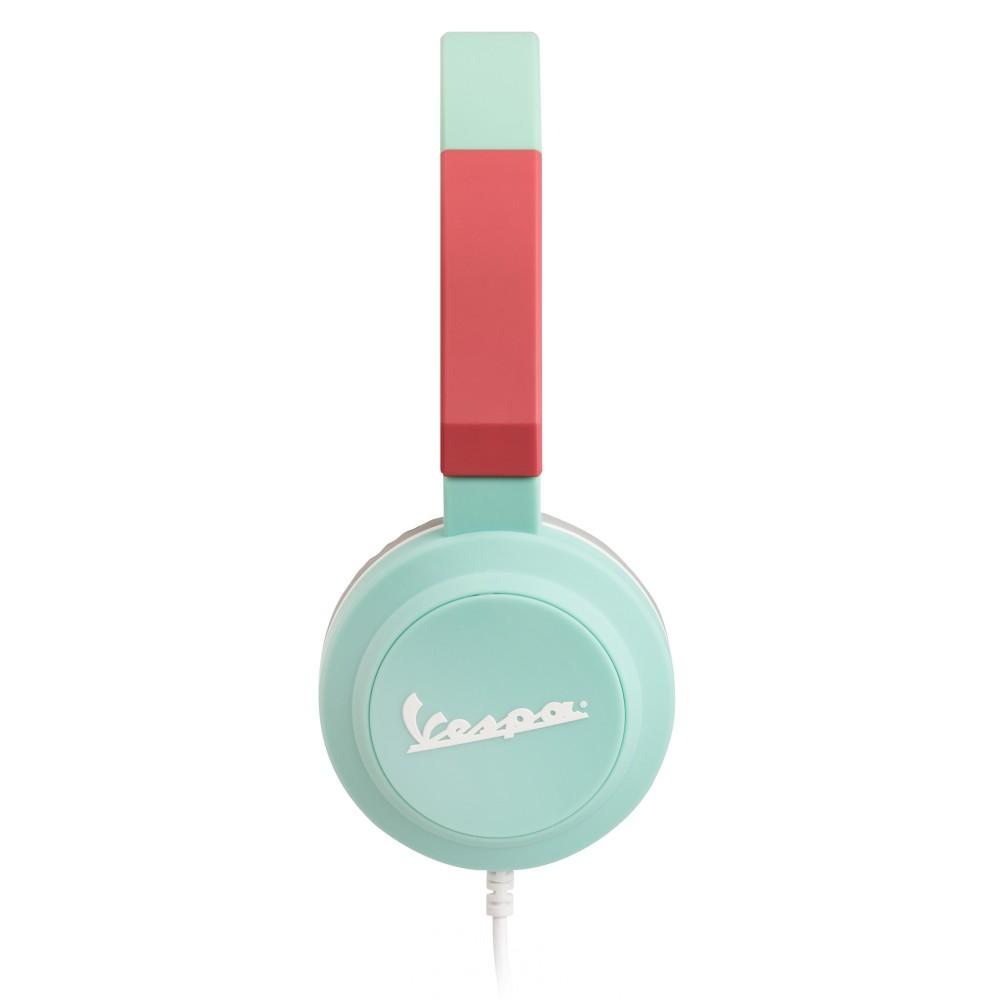 Tribe - Vespa Aquamarine - Vespa Special - Headphones with Foldable ...