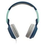 Tribe - Vespa Midnight - Vespa Special - Cuffie con Microfono Pieghevoli - Jack 3,5 mm - Smartphone, PC, PS4 e Xbox
