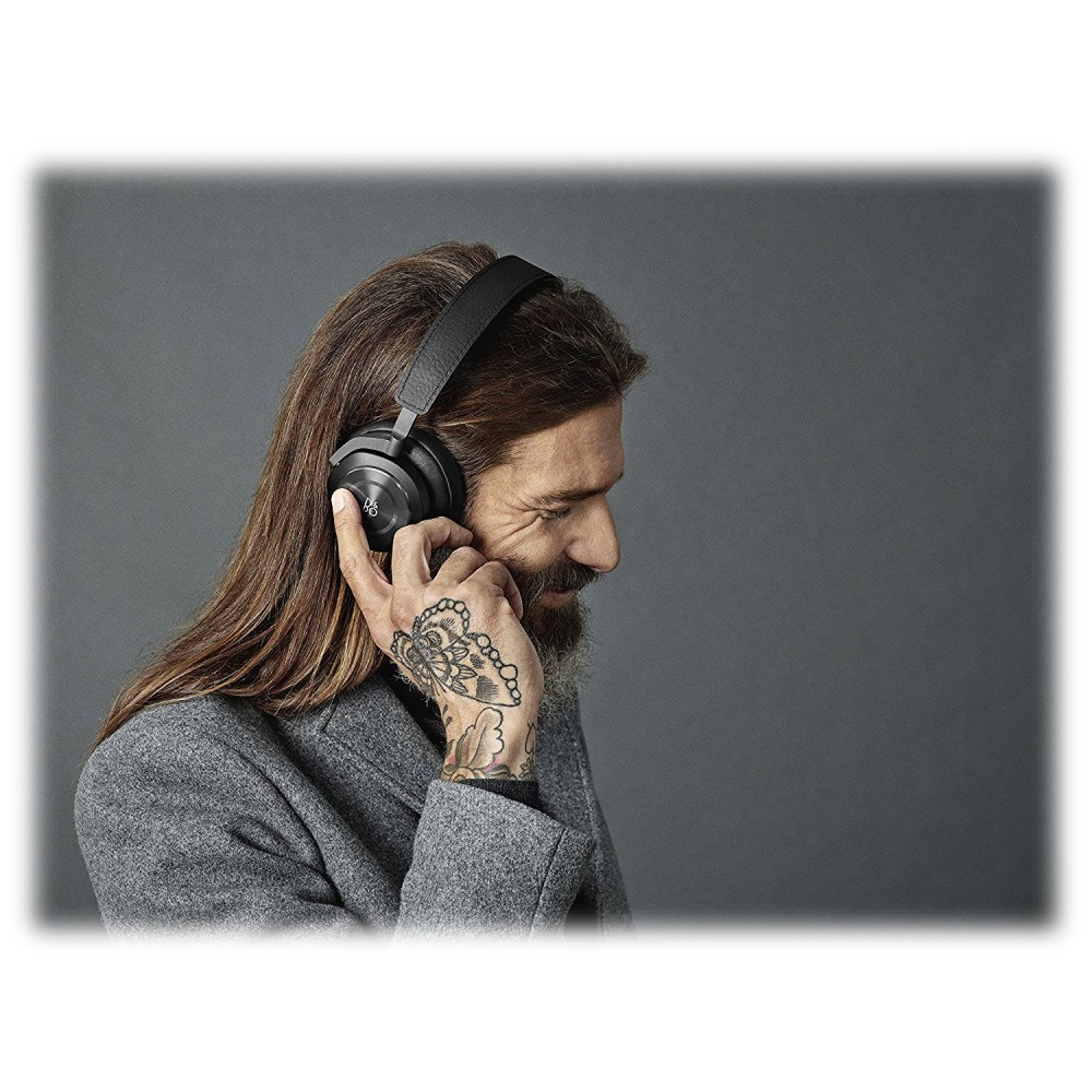 60db4c43ee7 ... Bang & Olufsen - B&O Play - Beoplay H9i - Black - Premium Wireless  Active Noise ...
