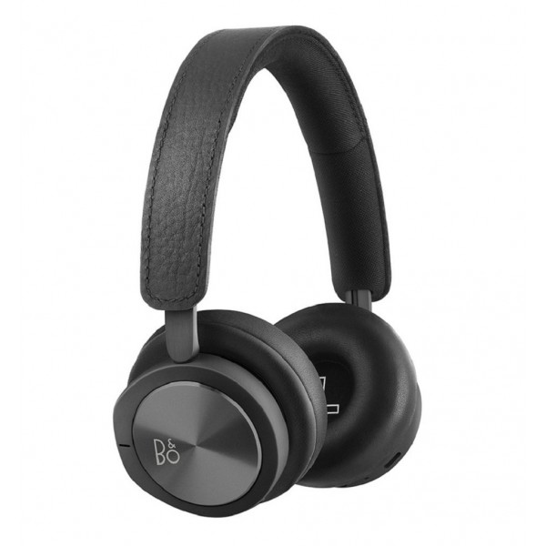 Bang & Olufsen - B&O Play - Beoplay H8i - Black - Premium Wireless Active Noise Cancellation Over-Ear Headphones