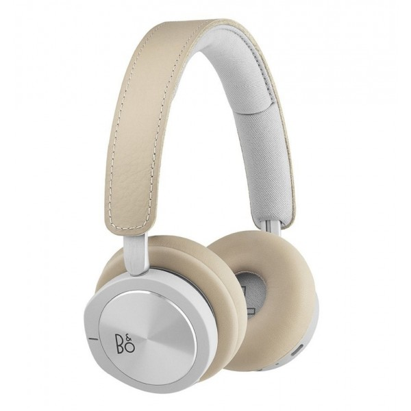 Bang & Olufsen - B&O Play - Beoplay H8i - Natural - Premium Wireless Active Noise Cancellation Over-Ear Headphones