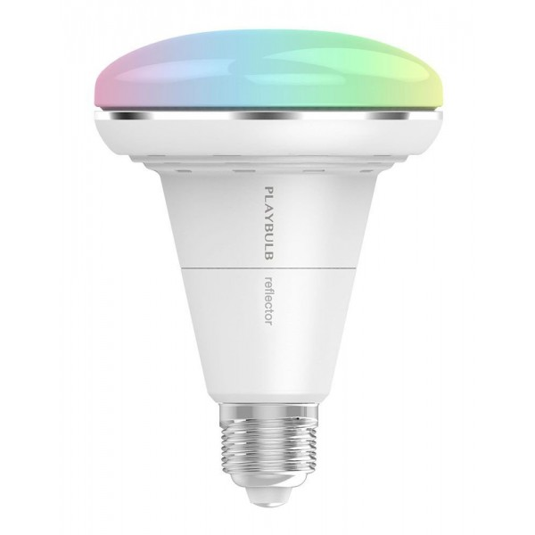 MiPow - PlayBulb Reflector - Lampadina a Candela Smart Led a Colori Bluetooth - Lampadina Smart Home