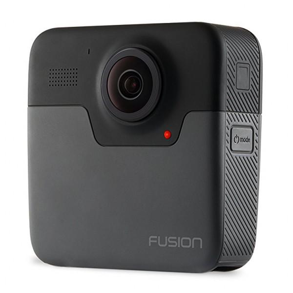 GoPro - Fusion - Underwater Professional 4K Video Camera - Spherical Video 5K - Professional Video Camera