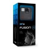 GoPro - Fusion - Underwater Professional 4K Video Camera - Spherical Video 5K - Professional Video Camera