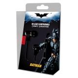 Tribe - Batman - DC Comics - Earphones with Microphone and Multifunctional Command - Smartphone