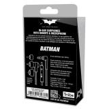 Tribe - Batman - DC Comics - Auricolari con Microfono e Comando Multifunzionale - Smartphone