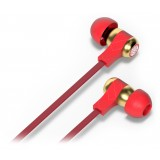 Tribe - Iron Man - Marvel - Earphones with Microphone and Multifunctional Command - Smartphone
