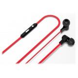 Tribe - Topolino - Disney - Auricolari con Microfono e Comando Multifunzionale - Smartphone