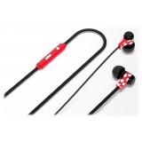 Tribe - Topolina - Disney - Auricolari con Microfono e Comando Multifunzionale - Smartphone