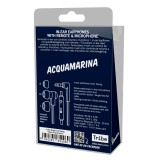 Tribe - Aquamarina - Vespa - Auricolari con Microfono e Comando Multifunzionale - Smartphone