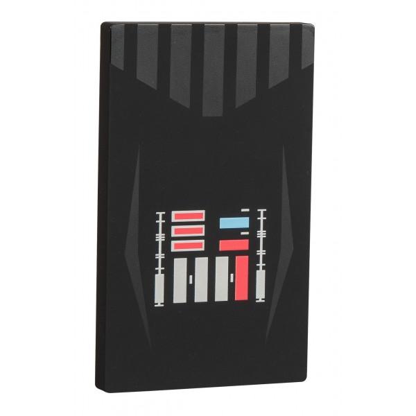 Tribe - Darth Vader - Star Wars - USB Portable Charger - Power Bank - 4000 mAh - iPhone, iPad, Tablet, Smartphone