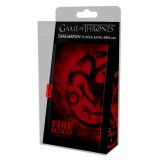 Tribe - Targaryen - Trono di Spade - Caricabatteria Portatile USB - Power Bank - 4000 mAh - iPhone, iPad, Tablet, Smartphone