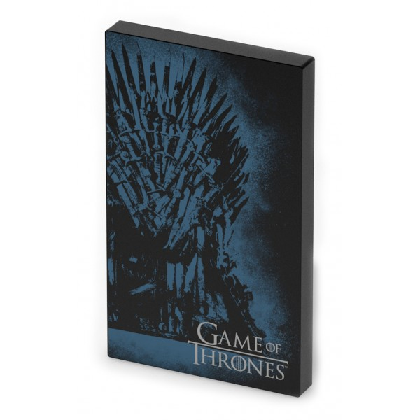 Tribe - Throne - Game of Thrones - USB Portable Charger - Power Bank - 4000 mAh - iPhone, iPad, Tablet, Smartphone
