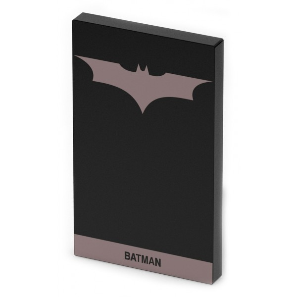 Tribe - Batman - DC Comics - Caricabatteria Portatile USB - Power Bank - 4000 mAh - iPhone, iPad, Tablet, Smartphone