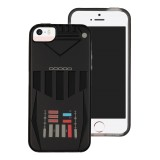 Tribe - Darth Vader - Star Wars - Cover iPhone 8 / 7 - Custodia Smartphone - TPU - Protezione Lati e Posteriore