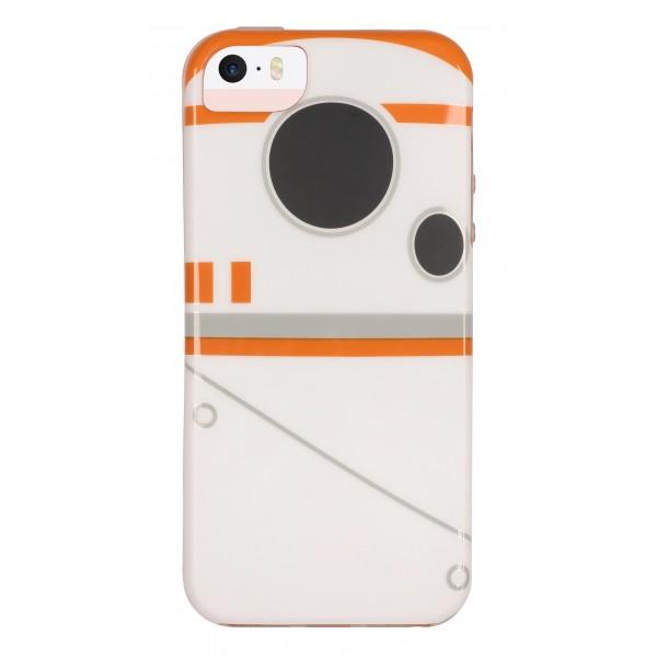 Tribe - BB-8 - Star Wars - Cover iPhone 8 / 7 - Custodia Smartphone - TPU - Protezione Lati e Posteriore