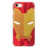 Tribe - Iron Man - Star Wars - Cover iPhone 8 / 7 - Custodia Smartphone - TPU - Protezione Lati e Posteriore