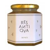 Res Antiqva - Miele Millefiori Puro e Crudo di Alta Qualità - Biologico Italiano - Tenuta Res Antiqva