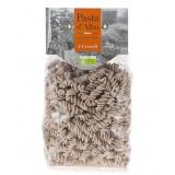 Pasta d'Alba - Fusilli ai Cinque Cereali Bio - Linea Artigianale - Pasta Italiana Biologica Artigianale