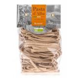 Pasta d'Alba - Tagliatelle al Kamut Integrale Bio - Linea Artigianale - Pasta Italiana Biologica Artigianale