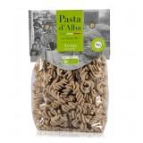 Pasta d'Alba - Fusilli di Avena Integrale Bio - Linea Senza Glutine - Pasta Italiana Biologica Artigianale