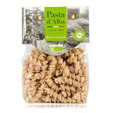Pasta d'Alba - Fusilli di Riso e Quinoa Real Bio - Linea Senza Glutine - Pasta Italiana Biologica Artigianale