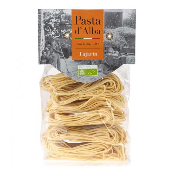 Pasta d'Alba - Tajarin al Tartufo Bio - Linea Artigianale - Pasta Italiana Biologica