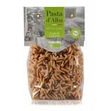 Pasta d'Alba - Fusilli di Fagioli Bianchi Bio - Linea Senza Glutine - Pasta Italiana Biologica Artigianale