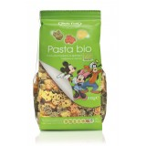 Dalla Costa - Pasta Mickey & Co Tricolore Bio