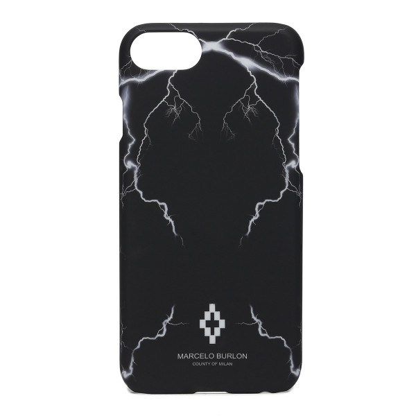 Marcelo Burlon - Cover Telgo - iPhone 8 / 7 - Apple - County of Milan - Cover Stampata