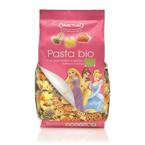 Dalla Costa - Organic Princess Pasta Tricolor
