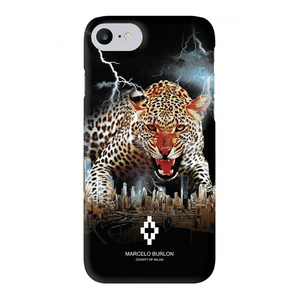 Marcelo Burlon - Cover Hor - iPhone 8 / 7 - Apple - County of Milan - Cover Stampata