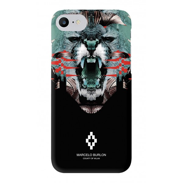 Marcelo Burlon - Cover Matawen - iPhone 8 / 7 - Apple - County of Milan - Cover Stampata