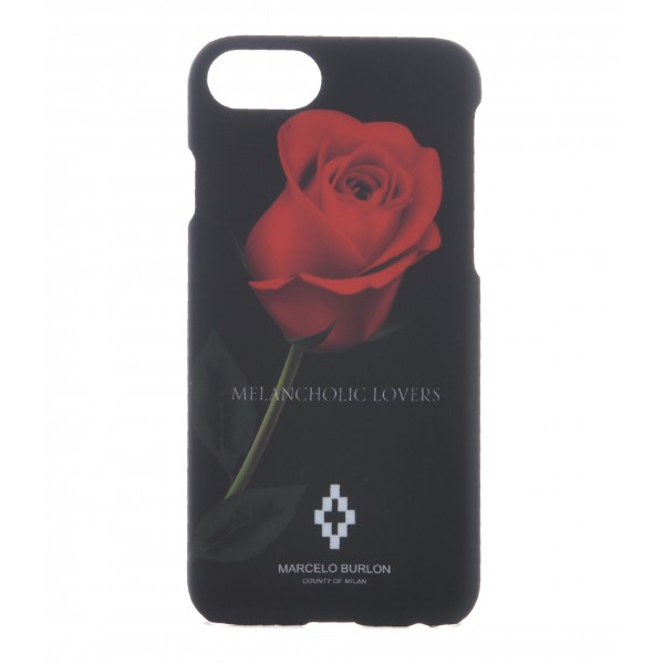 Marcelo Burlon - Cover Uske - iPhone 8 / 7 - Apple - County of Milan - Cover Stampata
