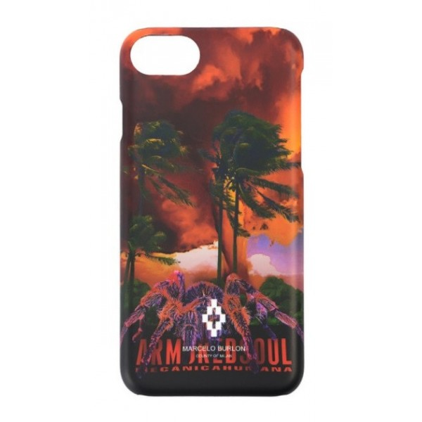 Marcelo Burlon - Cover Tecks - iPhone 8 / 7 - Apple - County of Milan - Cover Stampata