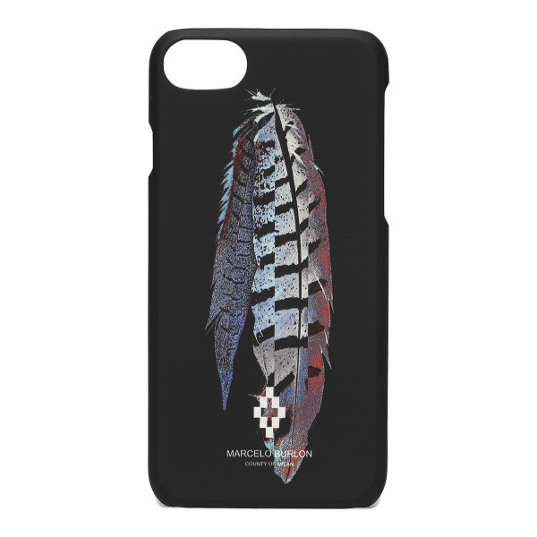 Marcelo Burlon - Cover Genek - iPhone 8 Plus / 7 Plus - Apple - County of Milan - Cover Stampata