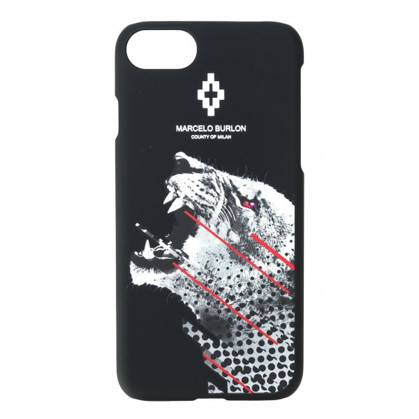 Marcelo Burlon - Cover Sham - iPhone 8 Plus / 7 Plus - Apple - County of Milan - Cover Stampata