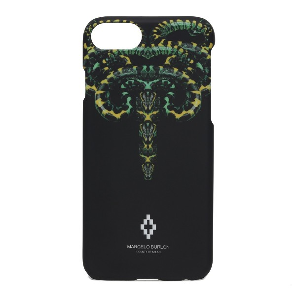 Marcelo Burlon - Cover Owe - iPhone 8 Plus / 7 Plus - Apple - County of Milan - Cover Stampata