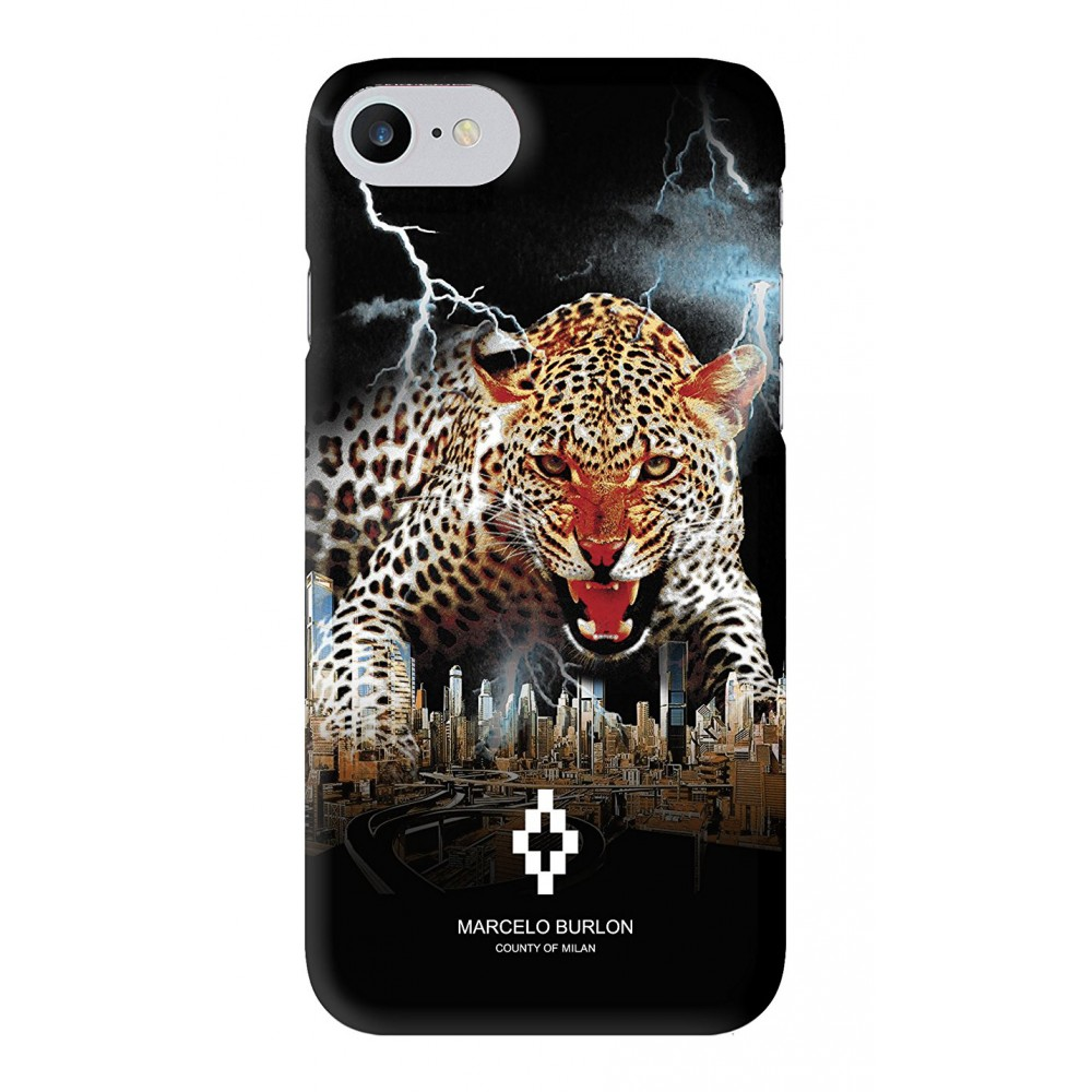 Marcelo Burlon - Cover Hor - iPhone 8 Plus / 7 Plus - Apple - County of Milan - Cover Stampata - Avvenice