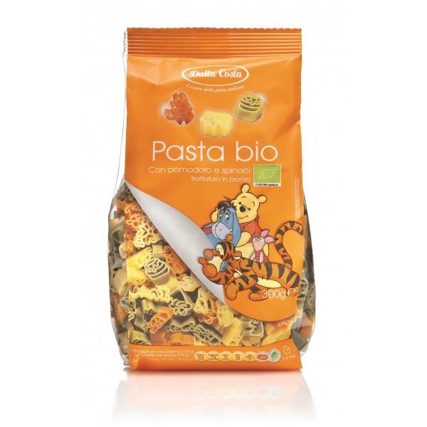 Dalla Costa - Organic Winnie the Pooh Pasta Tricolor