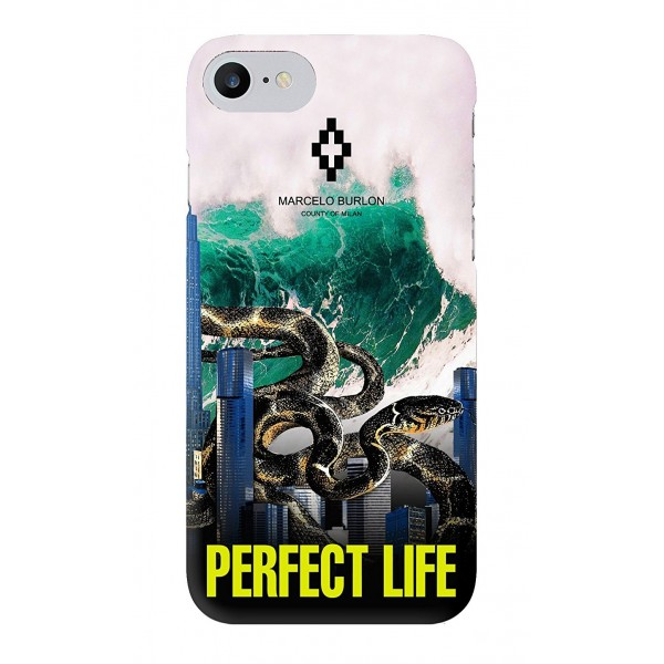 Marcelo Burlon - Cover Elue - iPhone 6 / 6 s - Apple - County of Milan - Cover Stampata