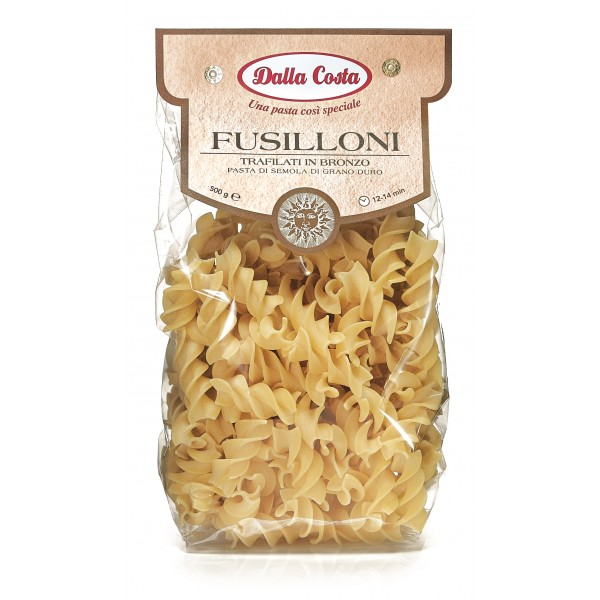 Dalla Costa - Fusilloni - Durum Wheat Semolina